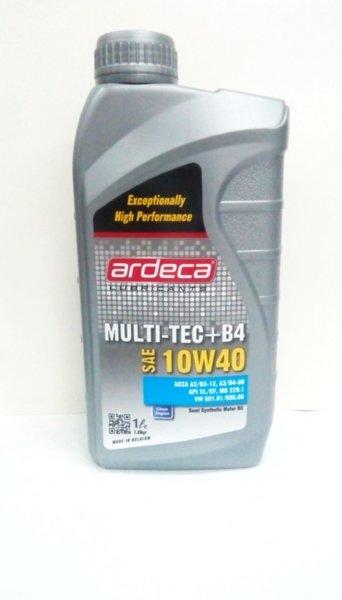 Ardeca Multi-Tec + B4 10W40 1L